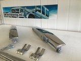 Bullbar voor G63 AMG bumper.  Bullbar, brushguard,For G63,AMG Bumper
