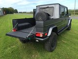 G500 Dubbelecabine pick-up 2005 G-Class G-Klasse pickup_7