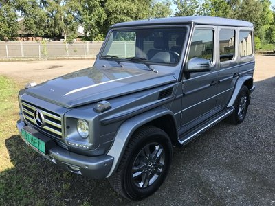Mercedes Benz G350 BT 2013