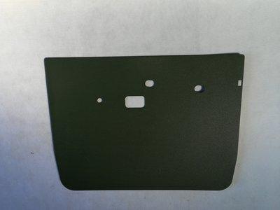 Metalen Voordeurpaneel W460,W461