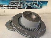 brake disk g55
